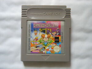 GAMEBOY GALLERY 5 GAMES IN 1 * NINTENDO GAMEBOY GAME COLOR ADVANCE SP