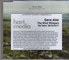 (CF608) Geva Alon, The Wind Whispers - 2011 DJ CD