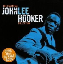 Essential John Lee Hooker Collection [Box] by John Lee Hooker (CD, Jun-2010,...