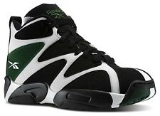 New 2014 Reebok KAMIKAZE I 1 RETRO SHAWN KEMP NBA SONICS BLACK GREEN SNEAKERS 11