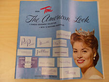 """Vintage """"The American Look"""" From Toni - Designers and Hairstyles"""