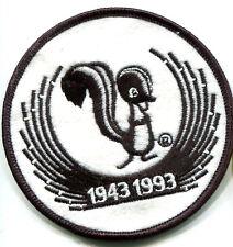 LOCKHEED-MARTIN SKUNK WORKS BLACKBIRD SR-71 SSI 1943-1993: 50th Anniversary