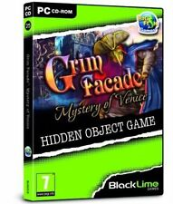Grim Facade: Mystery of Venice (PC, 2012)