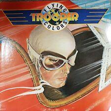 Trooper Flying Colours 10 Track Vinyl LP Rock/Heavy Metal