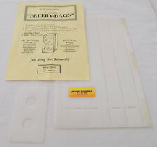 Freeby-Bags Gift Bag Making Kit with Template - Recycle Reuse