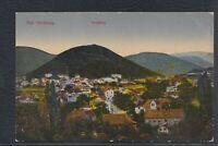 43805) AK Bad Harzburg Burgberg 1918 Bahnpost