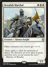 1x BENALISH MARSHAL - Rare - Dominaria - MTG - NM - Magic the Gathering