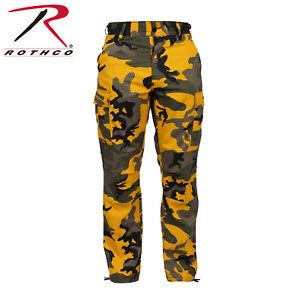 Rothco Stinger Yellow Camo  BDU Pants