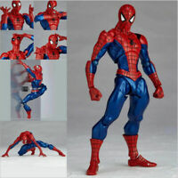 Kaiyodo Revoltech Amazing Yamaguchi Spider-Man Action Figure Toy New in Box