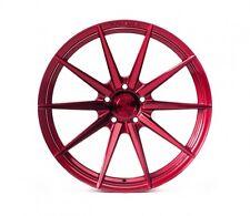 Rohana RF1 20x9 5x112mm et35 Gloss Red Rims Fits MB ML R320 R350