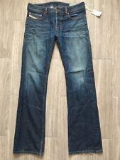 Diesel Zathan W0073N Size 29 X 32 Regular Boot Cut Jeans **SALVAGED**