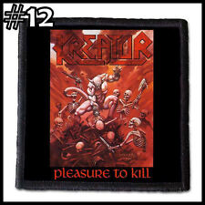 KREATOR   --- Patch / Aufnäher --- Various Designs