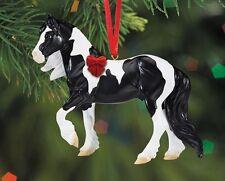 Breyer Horses Gypsy Vanner Breeds Christmas Tree Ornament - 700517