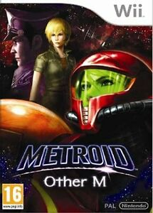 Metroid: Other M NINTENDO WII