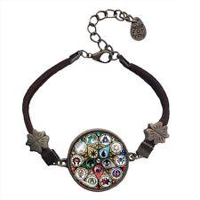 Magic the Gathering Bracelet Art Pendant Fashion Mana Jewelry Gift Cosplay MTG