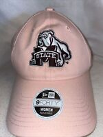 NEW ERA 9Forty Mississippi State Bulldogs Womens MSU Pink Hat Cap Adjustable