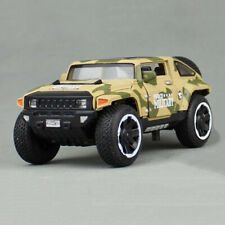 1:32 Hummer HX Military Force Vehicle Car Model Diecast Toy Vehicle Gift Kids