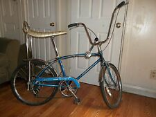 1968 SCHWINN STINGRAY FAST BACK 5 SPEED STIK SHIFT SURVIVOR