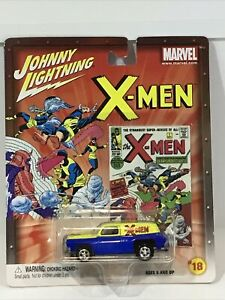 Johnny Lightning- X-men- Marvel Comics- 1954 Chevy Panel Van #18- MOC