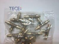 1x TECEflex 710603 T-Stück 20 x 16 x 20 Fitting RG TECE Tstück Rotguss