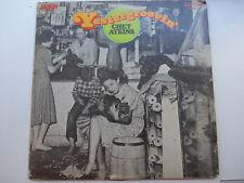 Chet Atkins – Yestergroovin' LP, US Gatefold, Vinyl NM