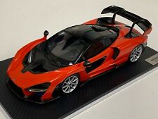 1/18 McLaren Senna Edition in Mira Orange 2018  NEW IN STOCK