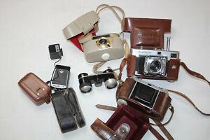 4 x Kamera Opernglas Böitz / Voigtländer Kodak Penti DDR Vitessa #271