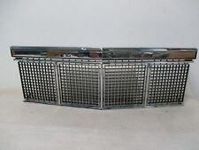 Mopar NOS 1978 Plymouth Caravelle Upper Rad Grille (Broken Fastener) 4016240B