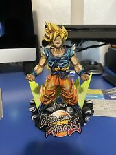 Son Goku Dragon Ball Z Fighterz Statue Limited Edition!