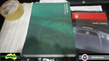 HOLDEN AH CD ASTRA OWNERS MANUAL