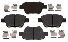 Disc Brake Pad Set-Ceramic Disc Brake Pad Rear ACDelco Advantage 14D1456CH