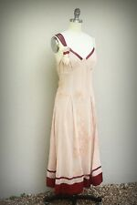 NWT NATAYA Size M Embroidered Romantic Dress