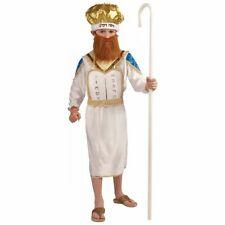 Moshe Purim Costume Halloween Fancy Dress SIZE MEDIUM 8-10 NEW