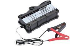 Cargador Mantenedor De Baterias Profesional 12V Battery Charger & Mantainer