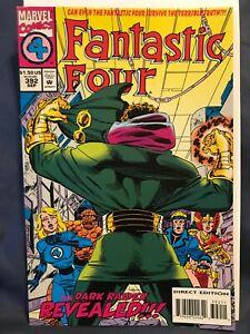 Fantastic Four 392 Marvel Comics 1994