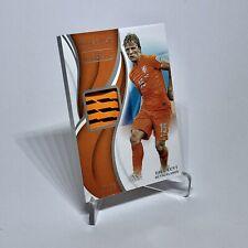 Panini Immaculate Soccer 18/19 - Boot Memorabilia Schuhkarte /75 Dirk Kuyt