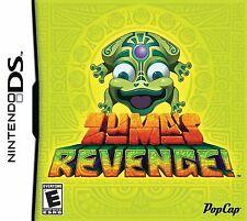 Zuma's Revenge DS - LN