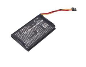Battery for TomTom GO 5200 Go 6200 Go 6250 Navi   3,7V 1100mAh