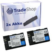 2x AKKU LP-E6 für Canon Batteriegriff BG-E6 BGE6