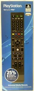 NEW Universal Media Remote PS4 - For using PS Apps - PDP Playstation 4