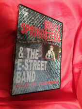 film in DVD -Bruce Springsteen & The E-Street Band - Live in Toronto