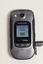 Samsung Convoy 3 SCH-U680 - Metallic Gray (Verizon) - Rugged - Grade B
