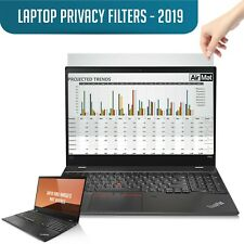 Air Mat 15.6 inch Laptop Privacy Screen Filter for Widescreen Displays - GOLD