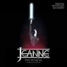 Original Studio Cast Recording - Jeanne - The Musical [CD]