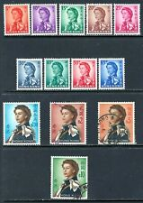HONG KONG 1962-72 QEII Used Mint and Issues Selection - Watermark? (May 218)