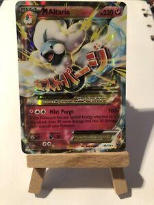 Pokemon TCG Cards M Altaria EX 69/124 Fates Collide Ultra Rare Holo