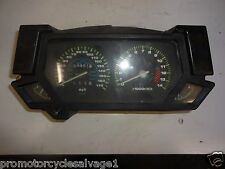 KAWASAKI GPX 750 R 1989 1990 1991:CLOCKS (DAMAGED):USED MOTORCYCLE PARTS