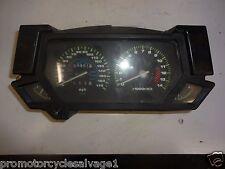 KAWASAKI GPX 750 R 1989 1990 1991:CLOCKS (DAMAGED):USED MOTORCYCLE PARTS