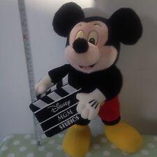 Rare MGM STUDIOS Disneyland WALT DISNEY WORLD MICKEY MOUSE Film Cut Soft Toy
