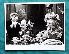 ORIGINAL PROMO PHOTO SPITTING IMAGE - MARGARET THATCHER NORMAN TEBBIT JENKINS?